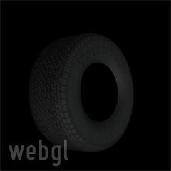 webGL complex shader