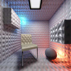radiosity normal light mapping webgl glsl 3ds max vray